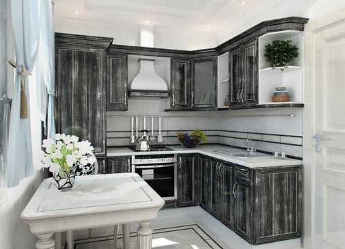 Кухня Патина 039